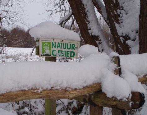 Winter in de Netevallei